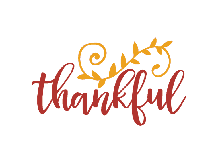 thankful svg file