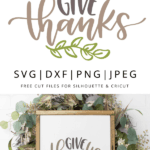 give thanks clipart