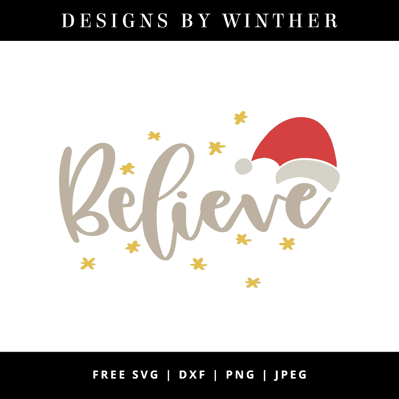 Free believe vector art