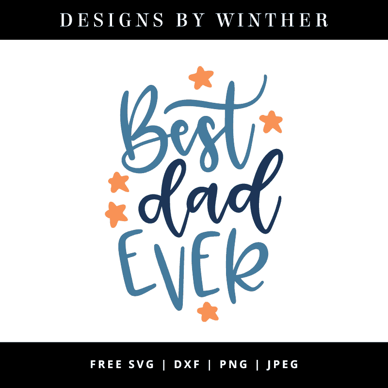 View Best Dad Ever Tie / Svg Png Dxf Jpeg Cutting File Design