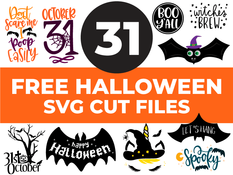 31 Free Halloween Svg Files Designs By Winther